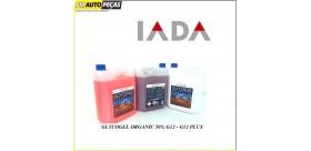 IADA ANTICONGELANTE REFRIGERANTE ORGÂNICO 50% G12 -37°C +145°C