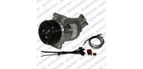Compressor, ar condicionado TSP0155802 - OPEL