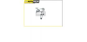 Kit de Distribuição SKF VKMA 02193 - Alfa Romeo / Fiat / Opel / Saab