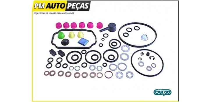 Kit de Reparação Bomba Diesel Bosch - HCCargo