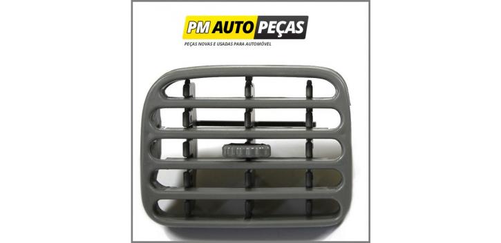 Grelha da Ventilação Esq. Renault Clio 2 Cinza
