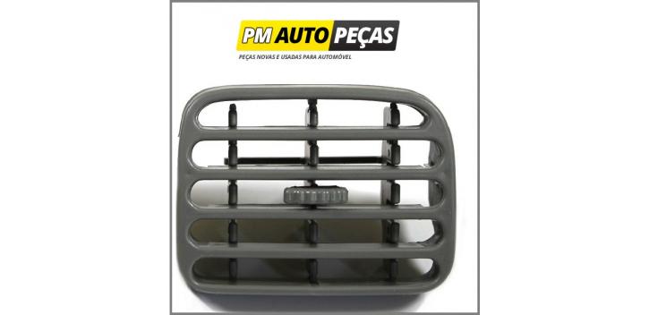 Grelha da Ventilação Dir. Renault Clio 2 Cinza