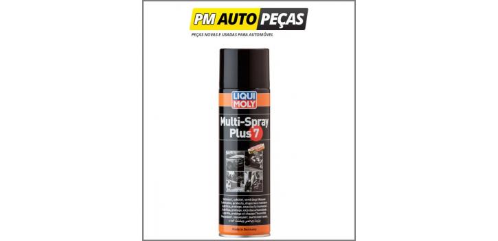 Spray Lubrificante Multi-usos LIQUI MOLY Plus 7/ 500ml