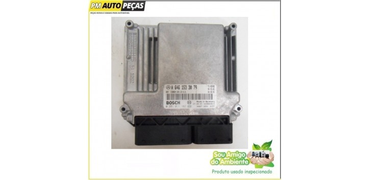 Centralina do Motor,Mercedes A6461533079