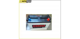 Bateria WEBER - 100 Ahr - 760A - Positivo DRT