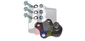 Kit de reparação, articulação de suspensão/guia RTS 93-00557-056 - CITROEN / PEUGEOT