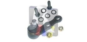 Kit de reparação, articulação de suspensão/guia RTS 93-00303-056 - OPEL