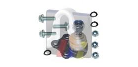 Kit de reparação, articulação de suspensão/guia RTS 93-90405-056 - NISSAN / OPEL / RENAULT