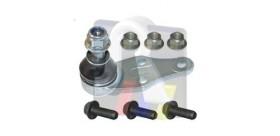 Kit de reparação, articulação de suspensão/guia RTS 93-01616-056 - LAND ROVER