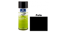 Air Color Bumper - Preto - Spray Roberlo - 400ml