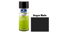 Air Color Negro Mate - Spray Roberlo - 400ml