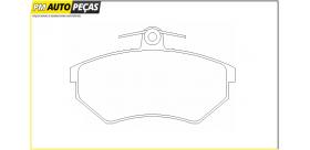 Jogo de Pastilhas para Travão - VAG - MINTEX MDB1570