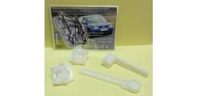 Kit de Reparação Elevador de Vidros - SEAT / VW (4 peças)