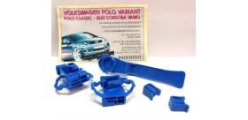 Kit de Reparação Elevador de Vidros ESQ. - SEAT / VW