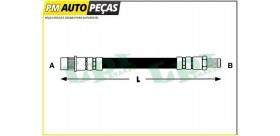 Tubo de Travão RENAULT - LPR - 6T46011