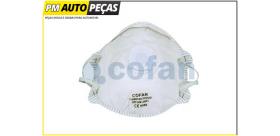 Mascara de Proteção com Válvula FFP2D - Cofan - 11000102