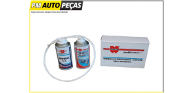Kit de tratamento A.C WURTH 2x100ml