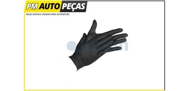 Pack 100 Luvas de Nitrilo - Extrema Duração - Tamanho L (8-9)