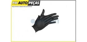 Pack 100 Luvas de Nitrilo - Extrema Duração - Tamanho M (7-8)