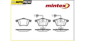 Jogo de Pastilhas Travão - MINTEX MDB2625