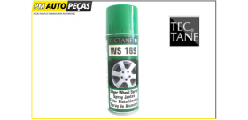 Spray de Alumínio para Jantes - TECTANE - 400ml