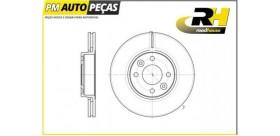 Disco de Travão Ventilado - NISSAN / RENAULT - 6683.10
