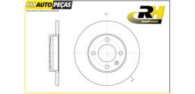 Disco de Travão Ventilado - AUDI / SEAT / VW - 6088.01