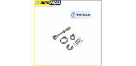 Kit de Reparação Fechadura - SEAT / VOLKSWAGEN - TRICLO - 181594