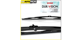 Escova de limpa-para-brisas DOGA Duravision Metalica 450mm
