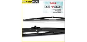 Escova limpa-para-brisas DOGA Duravision Plana Flex 435mm