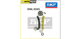 Kit de distribuição SKF VKML 81001 - SEAT / SKODA / VW