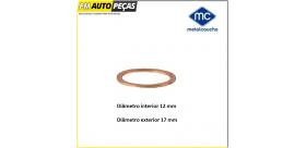 01999 Anilha de bujão do cárter - Metalcaucho
