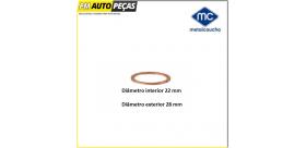 02005 Anilha de bujão do cárter - Metalcaucho