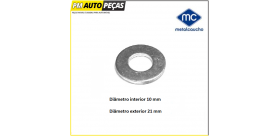 02051 - Anilha de bujão do cárter - Metalcaucho