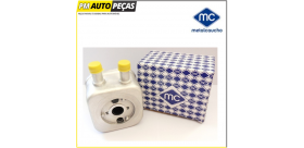 05376 - Radiador de óleo do motor VAG - Metalcaucho