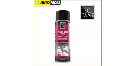 Spray de Zinco Claro Brilhante - TECTANE - 400ml