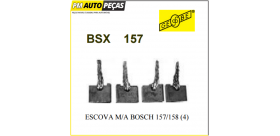 ESCOVA PARA MOTOR DE ARRANQUE BOSCH 157/158