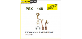 ESCOVA PARA MOTOR DE ARRANQUE VALEO 148/149