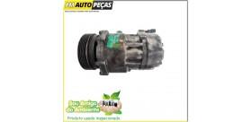 Compressor de Ar Condicionado - VAG / AUDI / FORD/ SEAT/ SKODA/ VW/ 1H0820803D