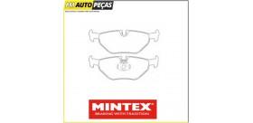Jogo de pastilhas para travão BMW - MINTEX MDB1879