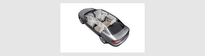 Airbag/Cintos/Pré-tensores