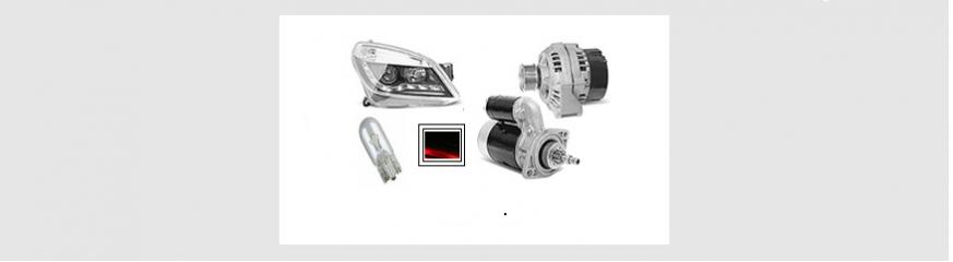 Sistema Elétrico e Iluminação